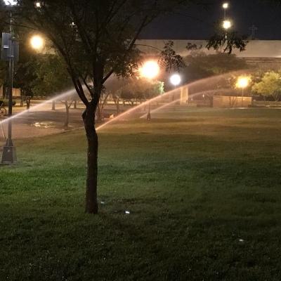 Park Sprinklers
